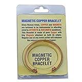 Bangles & More 2 Tone Copper Therapy Magnet Cuff