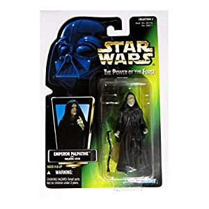 Star Wars Action Figur 69811 - Emperor Palpatine mit Walking Stick