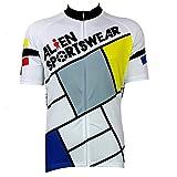 Alien Sportswear Outdoor sports Breathable Short Sleeve Cycling Jersey