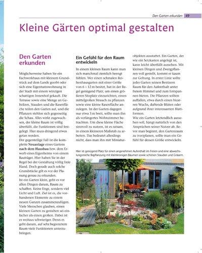 Kleine Gärten schön gestalten: Amazon.de: Andrea Christmann: Bücher