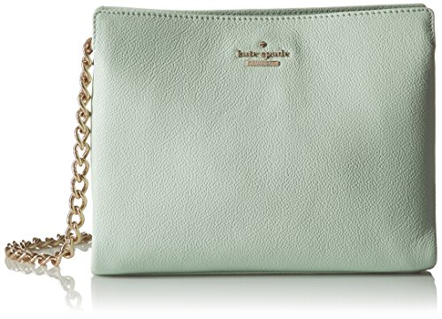 (kate spade new york Emerson Lane Mini Convertible Phoebe Shoulder Bag, Aqua, One Size)
