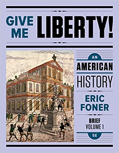 Amazon give me liberty an american history brief fifth amazon give me liberty an american history brief fifth edition vol 1 ebook eric foner kindle store fandeluxe