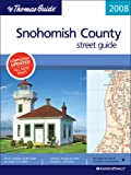 The Thomas Guide Snohomish County Street Guide, , 0528866680