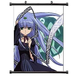 Elemental Gelade Erementar Gerad Anime Fabric Wall Scroll Poster (16x18) Inches. [WP] Elemental-6