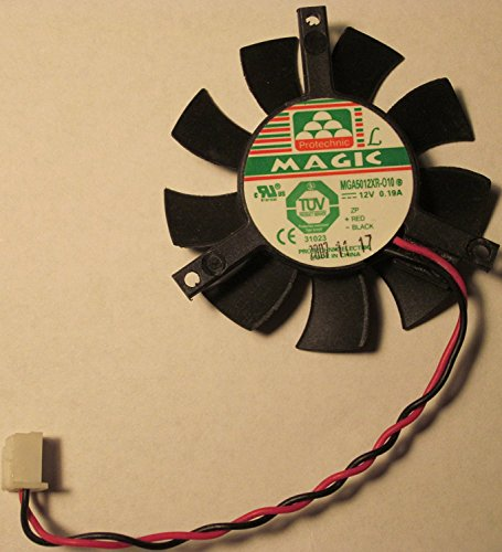 ati video card fan - 5