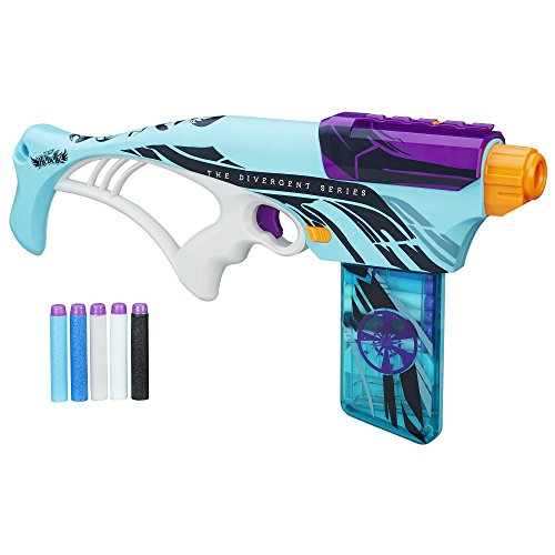 Nerf Rebelle The Divergent Series Allegiant Blaster