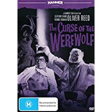 Hammer Horror The Curse Of The Werewolf | NON-USA Format | PAL | Region 4 Import - Australia