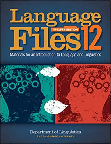 Language files materials for an introduction to language and language files materials for an introduction to language and linguistics 12th edition twelfth edition 1 edition kindle edition with audiovideo fandeluxe Gallery