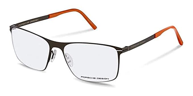 2df05bd1fc1 Amazon.com  Optical frame Porsche Design Metal Gun (P8256 C)  Clothing