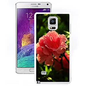 Macro Flower Branch (2) Durable High Quality Samsung Note 4 Case