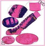 Rain Bingo Girl Pink Ski Socks