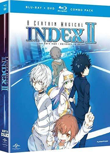 A Certain Magical Index II: Season 2 - Part 2 [Blu-ray] ()