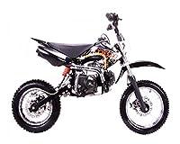 Dirt bike 125cc Manual Clutch, Blue