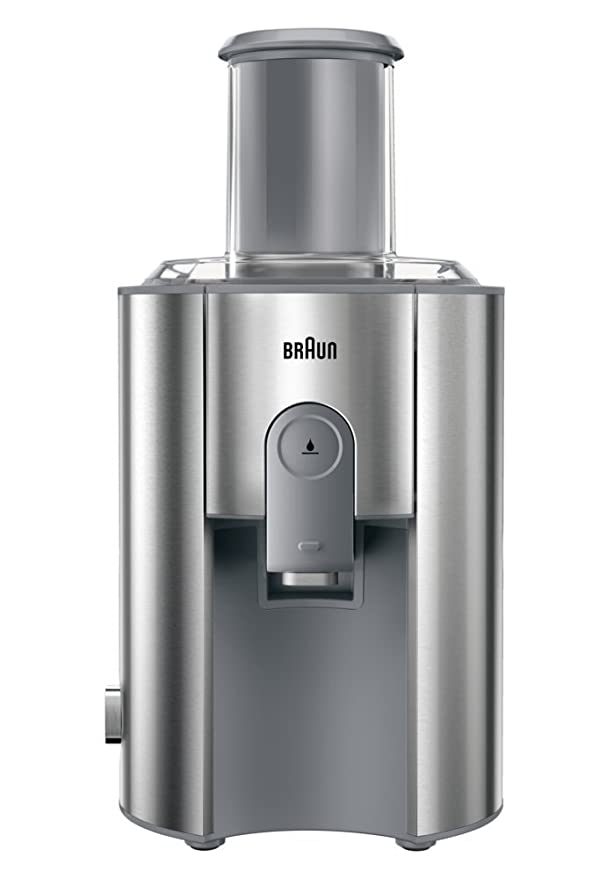 Braun J700 Multiquick 7 Steel Grey Juicer Renewed Small