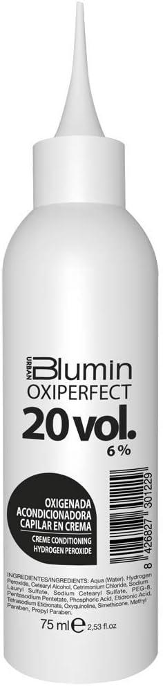 Blumin Oxiperfect 20 Volúmenes Oxigenada Acondicionadora en Crema 75 ml