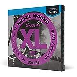 D'Addario EXL156 Nickel Wound Electric