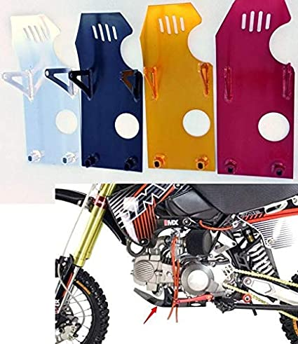 Amazon com: Silver Color Motorcycle Dirt Pit Bike Engine