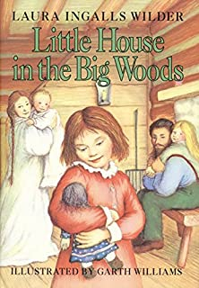 Book Cover: Little House in the Big Woods