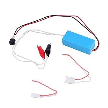 12V CCFL Lámpara Inversor Probador para LCD TV Pantalla de Ordenador Portátil Portátil Lampada Prueba de Reparación de Tubos Herramienta de Reparación ...