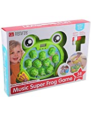 Five Star Toys 35890 Music Super Frog Game Toy