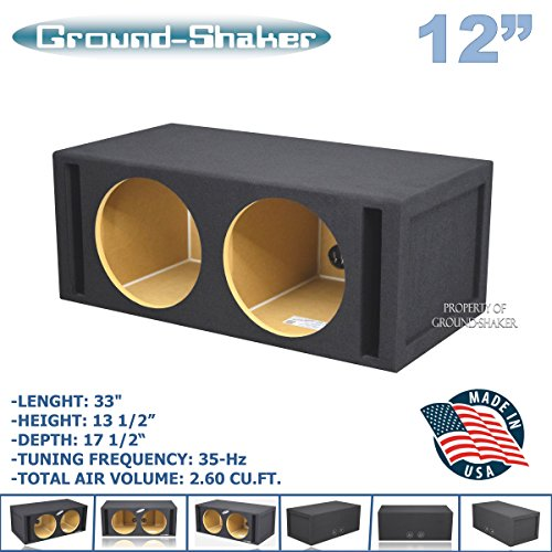dual 12 inch vented box - 7