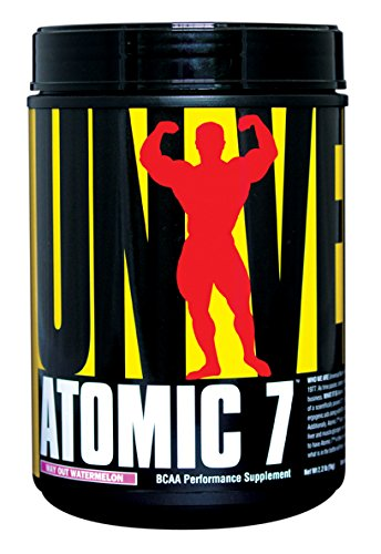 Universal Nutrition - Atomic 7 BCAA Performance Way Out Watermelon 78 Servings - 1 kg. CLEARANCE PRICED