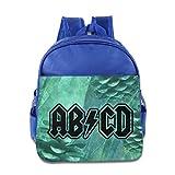 ABCD Children Kids Small Toddler Backpack For Boy Girl RoyalBlue