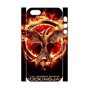 ALICASE Diy Customized Case The Hunger Games 3D Case for iphone 5c iphone 5c, [Pattern-1]