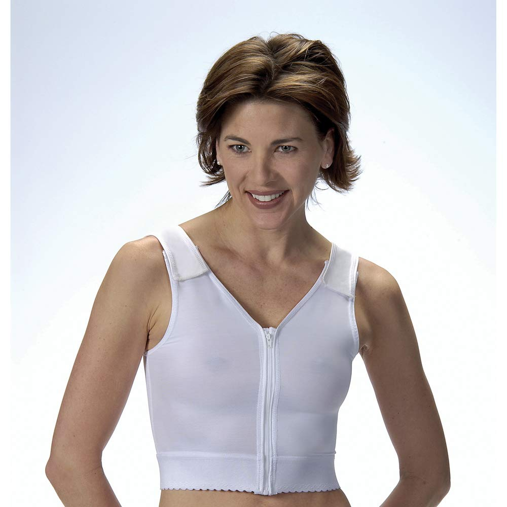 BSN Medical/Jobst 111906 Surgical Vest Without Cups, Size 1, White by BSN Medical/Jobst