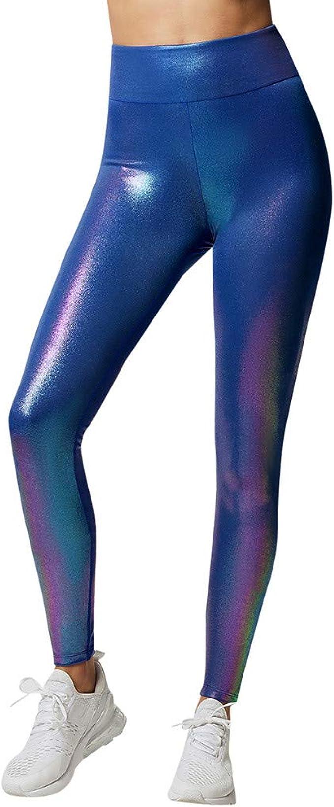 Pantalones Mujer Largos Deporte Verano Running Yoga PAOLIAN ...