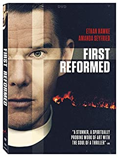 Book Cover: First Reformed