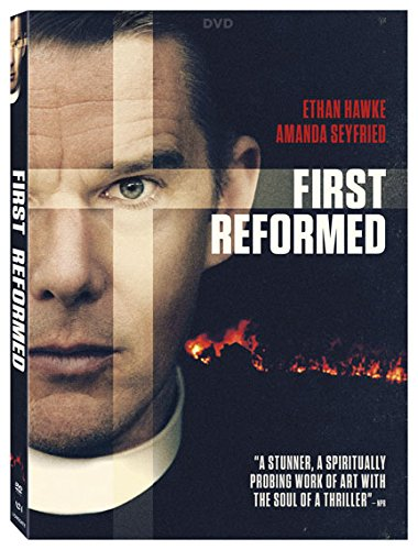 DVD : First Reformed (Full Frame, AC-3, Subtitled, Dolby)