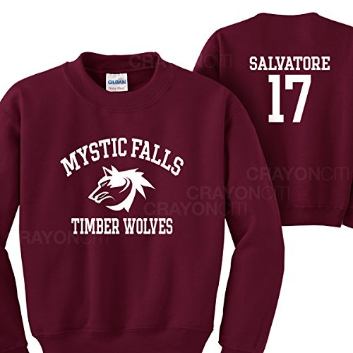 Mars NY Vampire Salvatore Sweatshirt product image