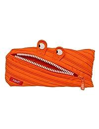 Zipit ZTM-GE-1 Monster Pencil Case - Orange