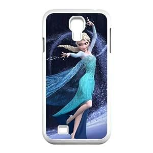 Hjqi - DIY Disney Frozen Plastic Case, Disney Frozen Unique Hard Case for SamSung Galaxy S4 I9500