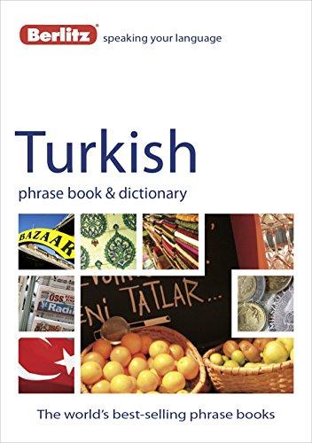 Berlitz Turkish Phrase Book & Dictionary (English and Turkish Edition)...