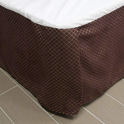 Austin Horn Classics Elizabeth Luxury Bed Skirt (Queen) (Austin Bedskirt)
