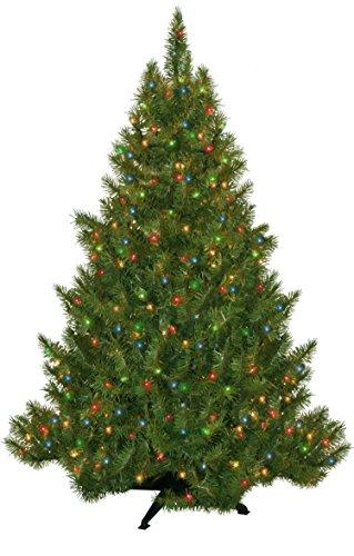 Portland Tree 6 5 Feet Multi Color Lights
