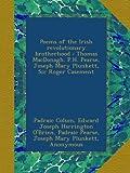 img - for Poems of the Irish revolutionary brotherhood : Thomas MacDonagh. P.H. Pearse, Joseph Mary Plunkett, Sir Roger Casement book / textbook / text book