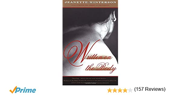 Written on the body jeanette winterson 9780679744474 amazon written on the body jeanette winterson 9780679744474 amazon books fandeluxe Gallery