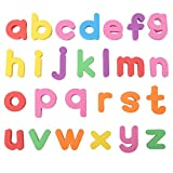 Full Set Magnetic Baby Alphabet Letters Numbers for Kids Puzzles Educational Fridge Magnet Learning Toy Children Birthday Gift(#2)