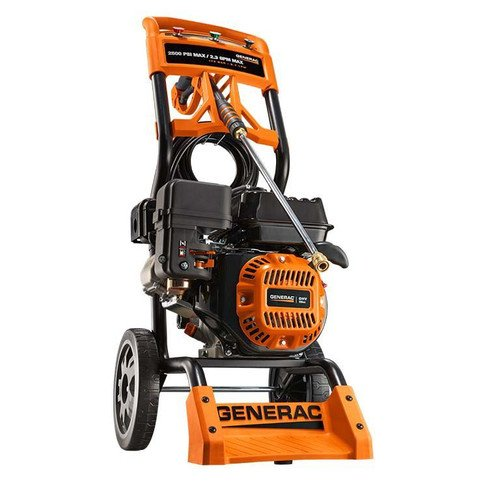 Generac 6921 2,500 PSI, 2.4 GPM, Gas Powered Pressure Washer (Discontinued by Manufacturer) (Discontinued Patio Furniture)