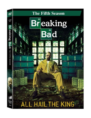 Breaking Bad: Season 05 (Episode 1-8) (Breaking Bad Season 4 And 5)