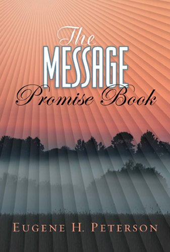 The Message Promise Book (Softcover) (The Message Promise)