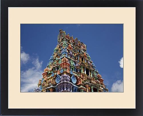 Framed Print of Sri Siva Subramaniya Swami Temple, Nadi, Viti Levu, Fiji, South Pacific by Fine Art Storehouse