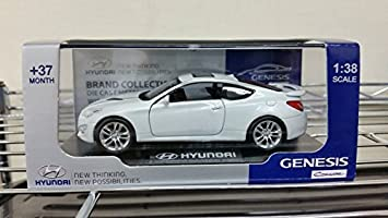 amazon hyundai genesis coupe diecast 1 38 scale mini car miniature