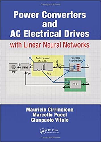 Power Converters and AC Electrical Drives with Linear Neural