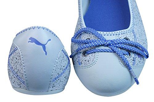 Puma Lily Ballet Cloud Damen Pumps - Schuhe - Grau-Grey-36