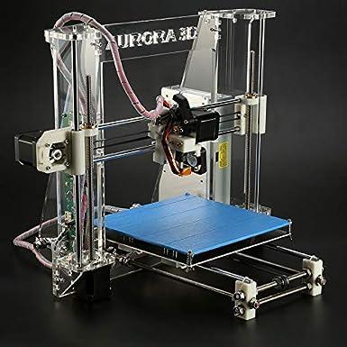 Impresora 3D de alta precisión plástico ABS, acrílico ...