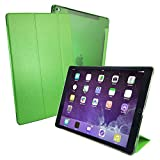 Tuff-Luv Smart Cover & Stand With Tablet Armour Shell for iPad Pro - Green (Sleep Function)